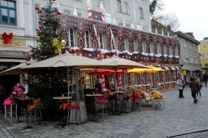 Passauer Gingerbread Haus!