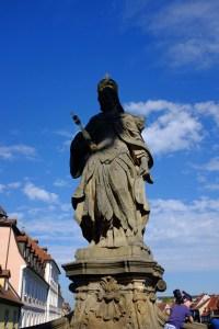 St. Cunegunda, patroness of the city