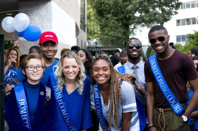Georgia State's Spotlight announced Homecoming Royal Court candidates.