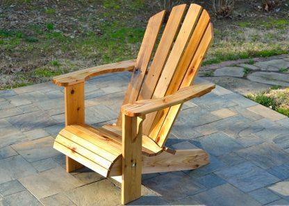 Wood Adirondack Chair