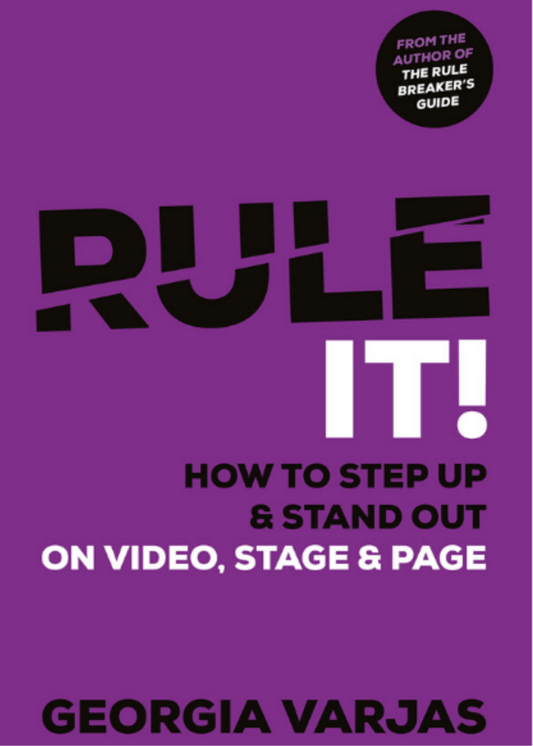 Rule It Book Cover
