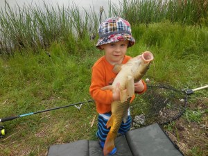 Take a kid fishing this weekend!