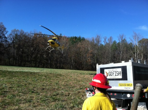 trout stocking copter GADNR-USFS 11_16_2015 resized