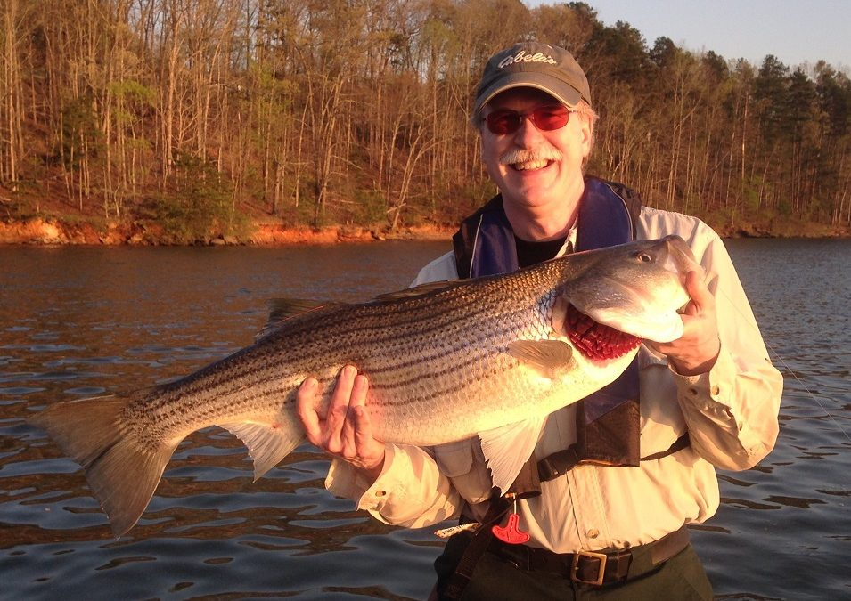 Georgia Fishing Report: April 8, 2016