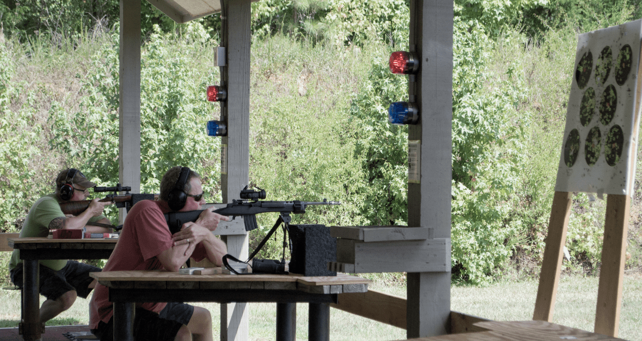 Archery and Shooting Ranges: Give 'Em a Shot!