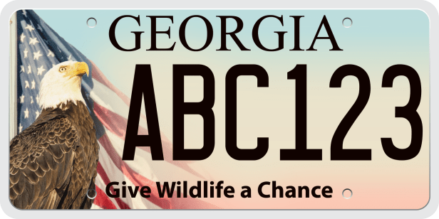 New Patriotic Nongame License Plate.png