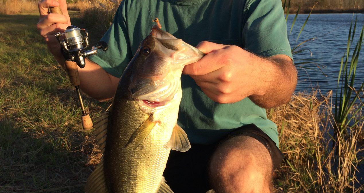 Georgia Fishing Report: December 30, 2016