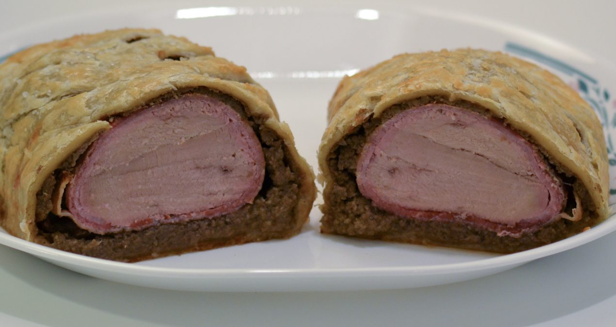 Wild Turkey Wellington