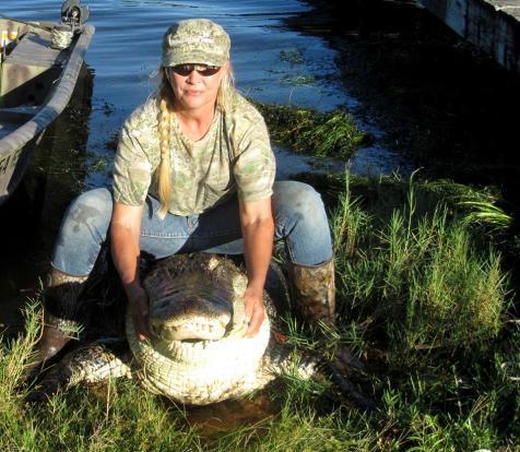 Debbie southerland gator