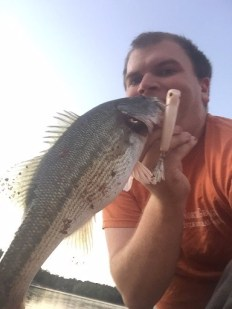 bass spot lanier popper landon oCT17