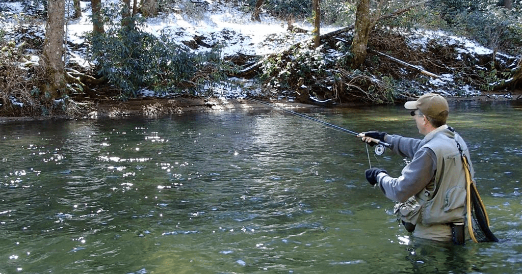Winter Fishing Tips and Tricks