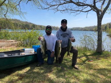 bass burton canoe duo Apr 2018