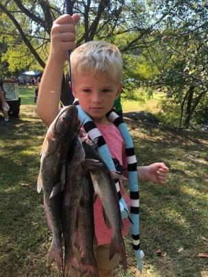 OAD Sloppy 2018 catfish stringer RYLAND