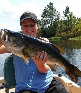 SE GA Mallory Robertson 7lb Bass 8 18