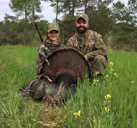 Hunting_Turkey_DadDaughter_Maggie_PC BrianVickery