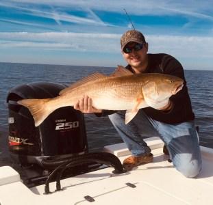 SE GA Chris O'Berry Redfish 1 19