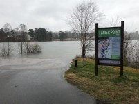 Lanier Point Boat Ramp on Lake Lanier