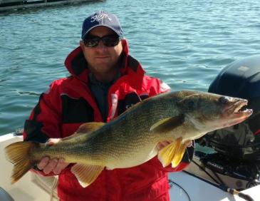 state record walleye