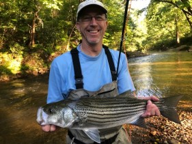 striper upper Hooch 24in 5-20-19