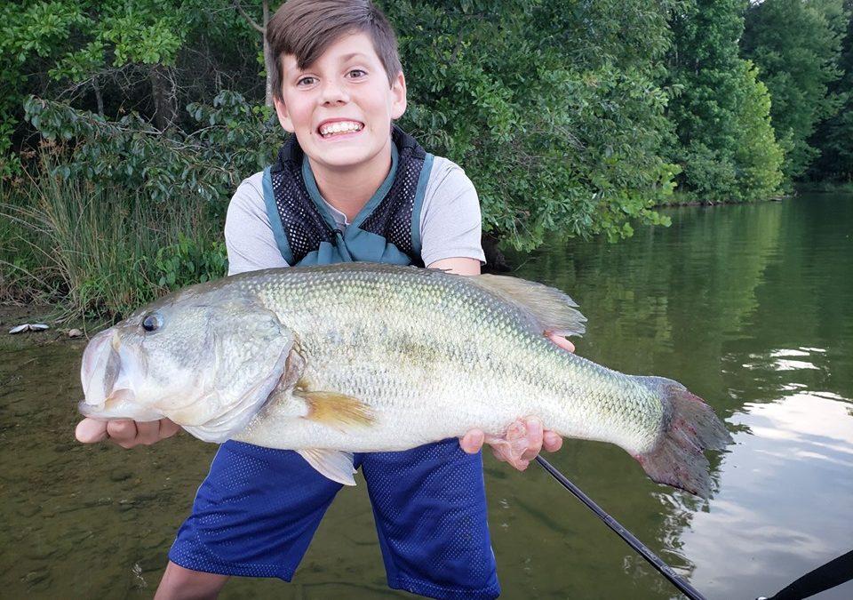 Georgia Fishing Report: June 28, 2019