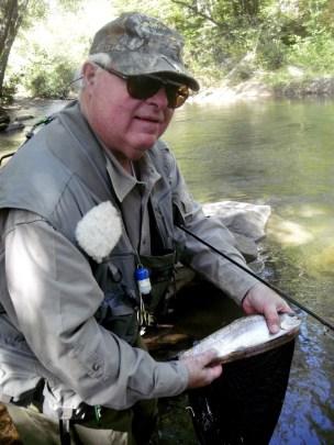 trout fishing Hooch 10-3-10 Ray4 small