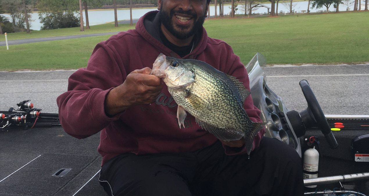 Georgia Fishing Report: November 22, 2019