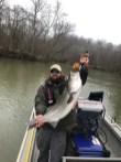 Chattahoochee River Striper