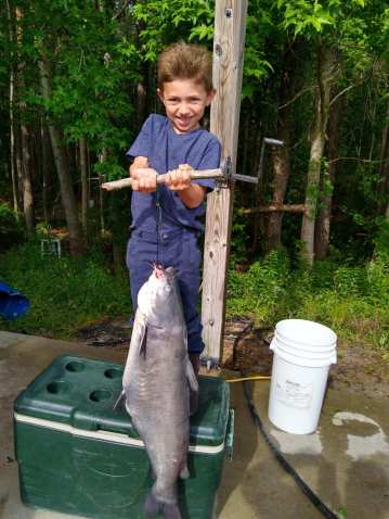 SE GA Rocco Blue Catfish - Altamaha - 4 20