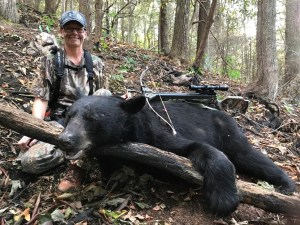 crossbow bear harvest