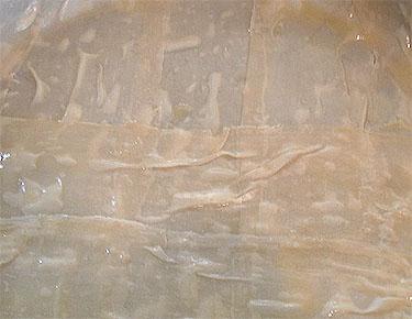 baklava-layering-in-pan