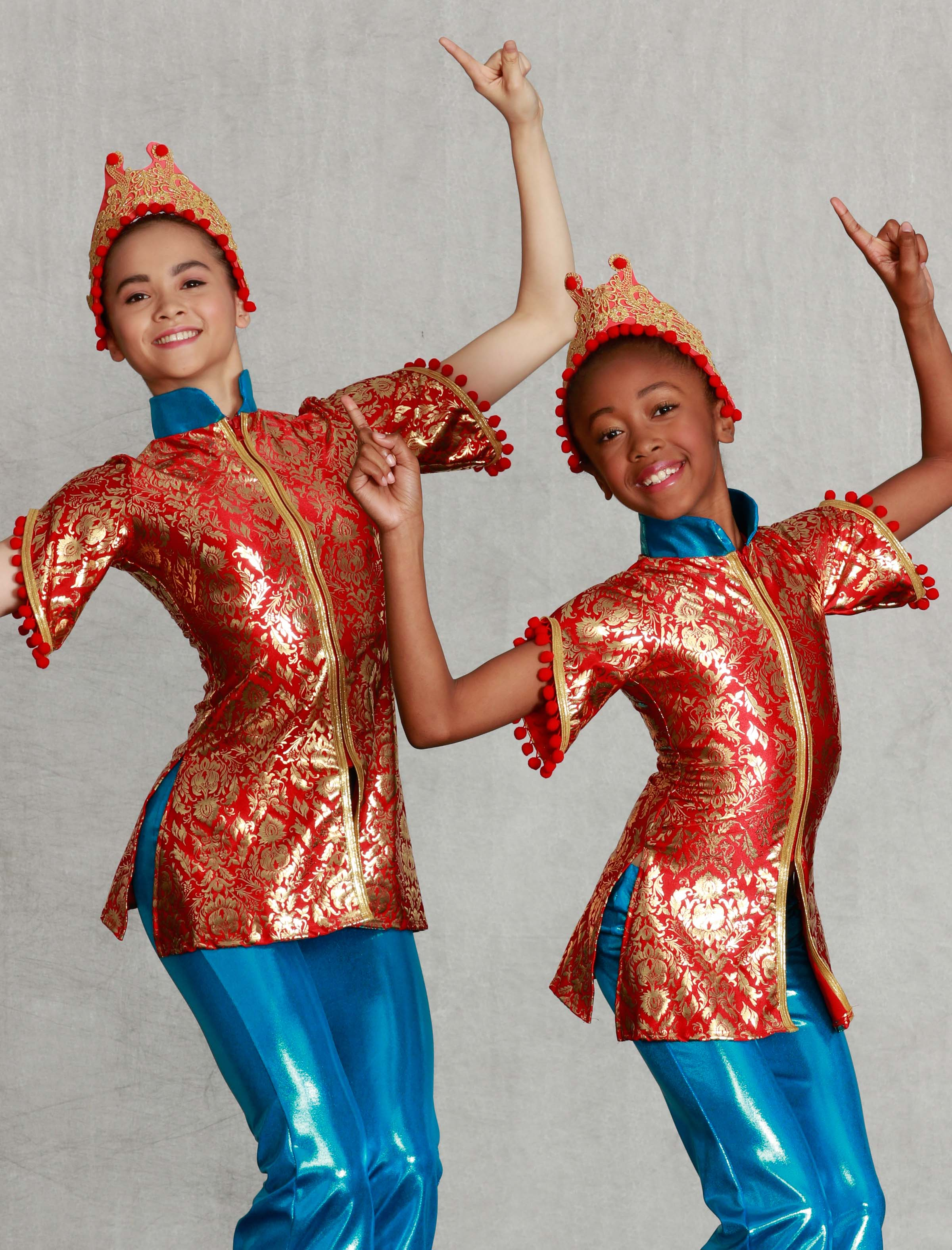 Georgie Girl Costumes Nutcracker Chinese