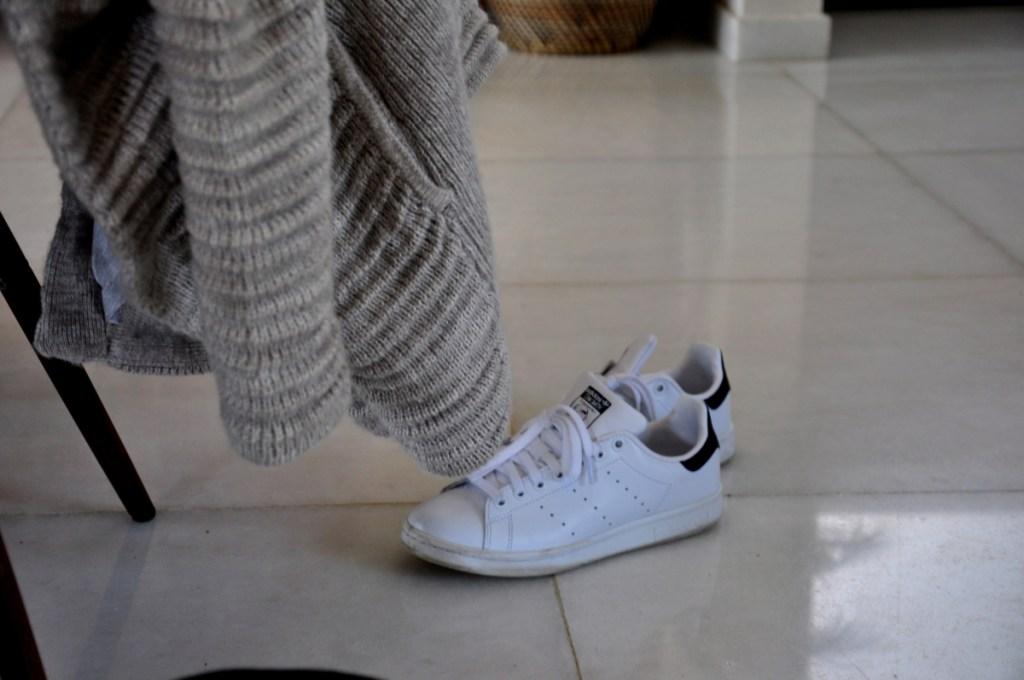 georgie's mummy sneakers
