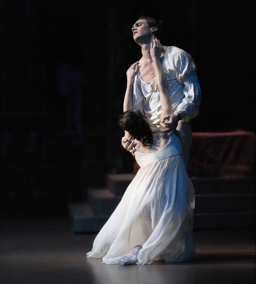 English National Ballet's 'Romeo & Juliet' (photo by Laurent Liotardo)
