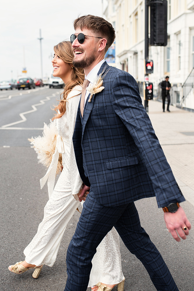 London Bride, Vogue Bride, Brighton Wedding Georgina Piper 18
