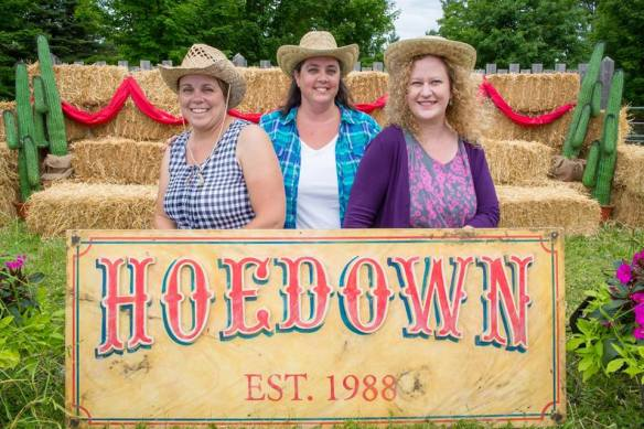 hoedown media launch