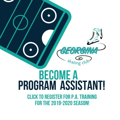 Click here to register to become a Program Assistant.