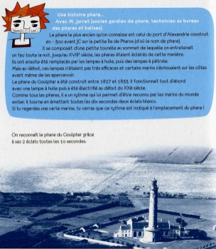 Association les Petits Débrouillards - Morbihan Port Ever - (pages intérieures)