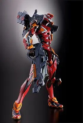 EVA-02 PRODUCTION MODEL FIGURA 22 CM NEON