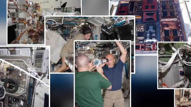 International Space Station Gets a Ten-Year Extension