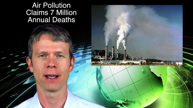 3_26 Climate Broadcast (Melting Ice, Deadly Air Pollution, Food Maps and More)