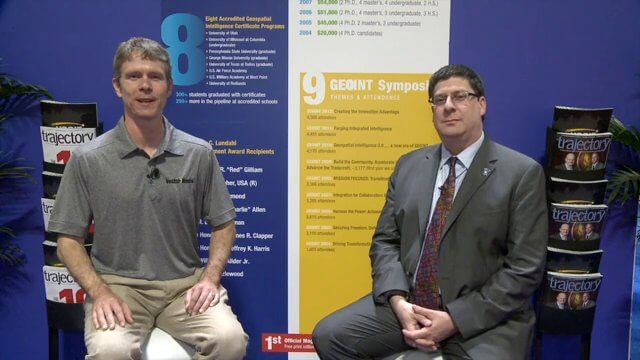 Keith Masback Interview (USGIF CEO at GEOINT)