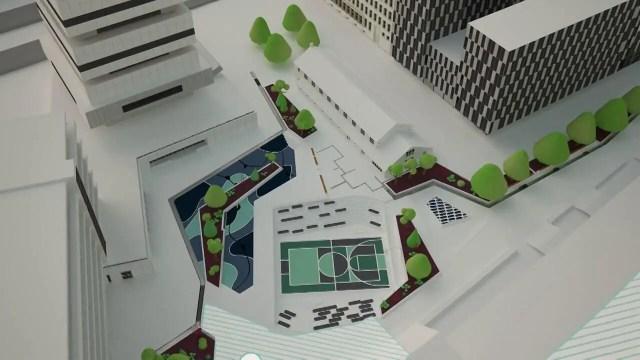 Rainwater Modeling in Rotterdam