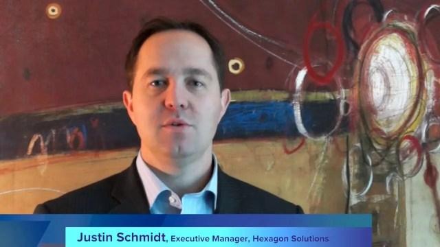 Hexagon's Schmidt Discusses Water Solutions