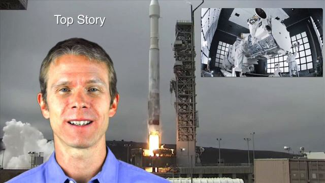 8_14 Remote-Sensing Broadcast (WorldView-3 Launch, NASA Satellites and More)