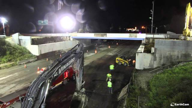 Barton Corner Bridge Project