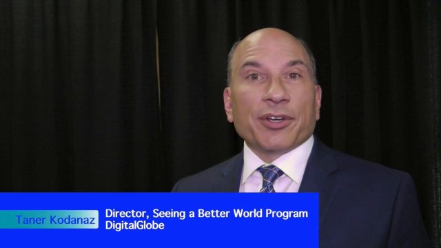 DigitalGlobe's Seeing a Better World Program Focuses on Outcomes