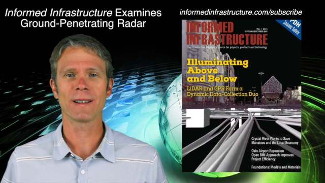 9_24 Infrastructure Broadcast (Federal Initiatives, Ground-Penetrating Radar and More)