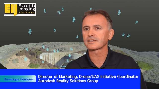 Autodesk Enabling Automated UAV Data Processing in the Cloud