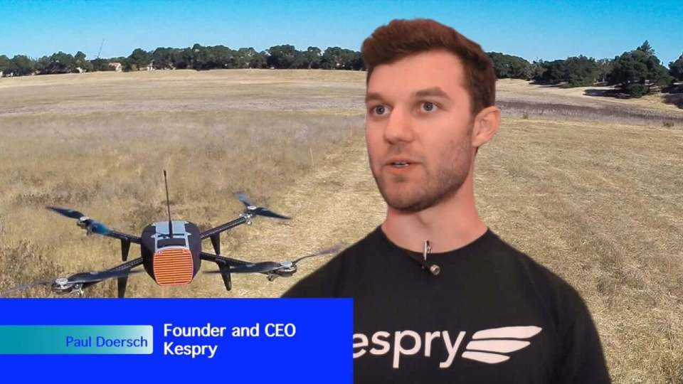 Building Drones for Construction, Surveying and Mining Applications