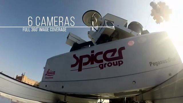 Spicer Group Mobile Mapping Video
